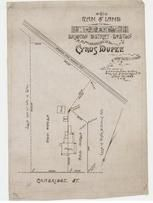 Cyrus Dupee 1889 Colby, Boston and Albany RR, Allston 1890c Survey Plans